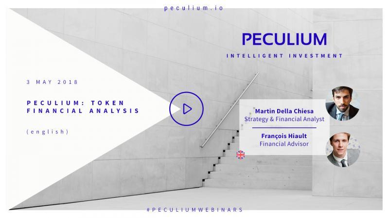 Peculium Token - Analyse Financière