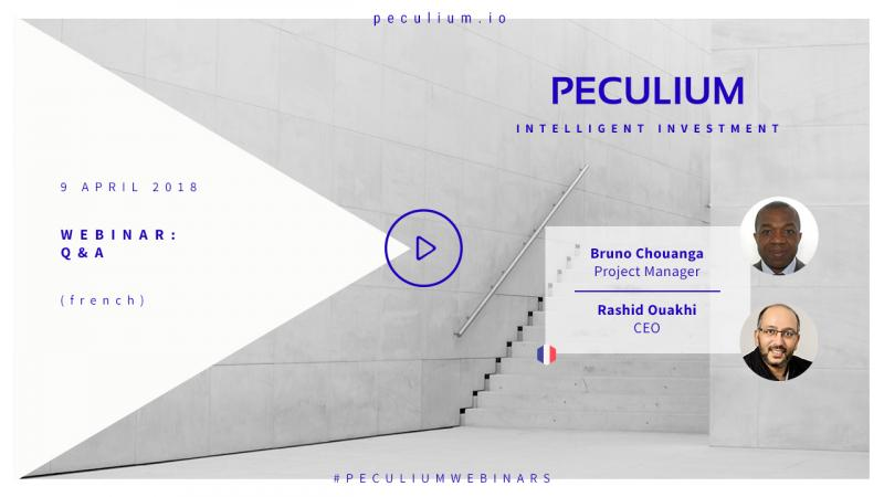 Peculium : Q&A with the CEO - FR!
