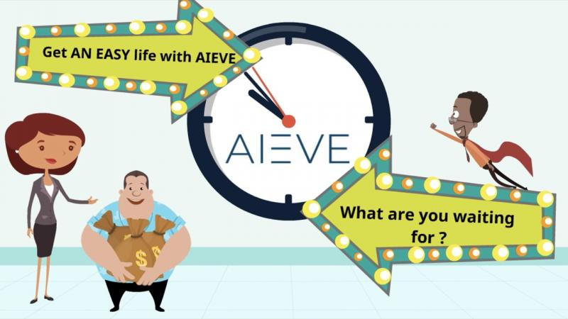 With AIEVE, an easy life