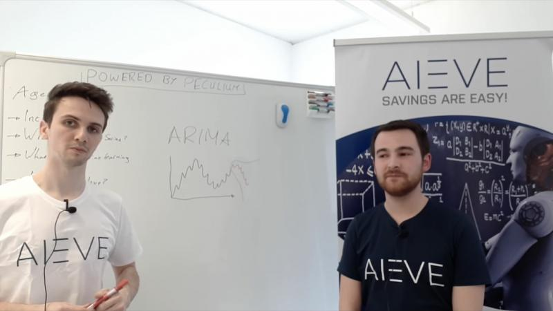 Machine Learning & Time series Peculium/AIEVE (in English and French)