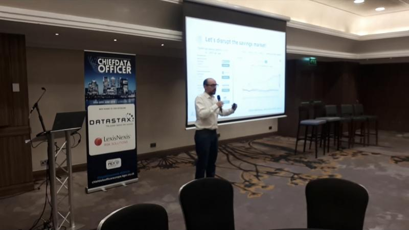 AI and Blockchain conference at Chief Data Officer London