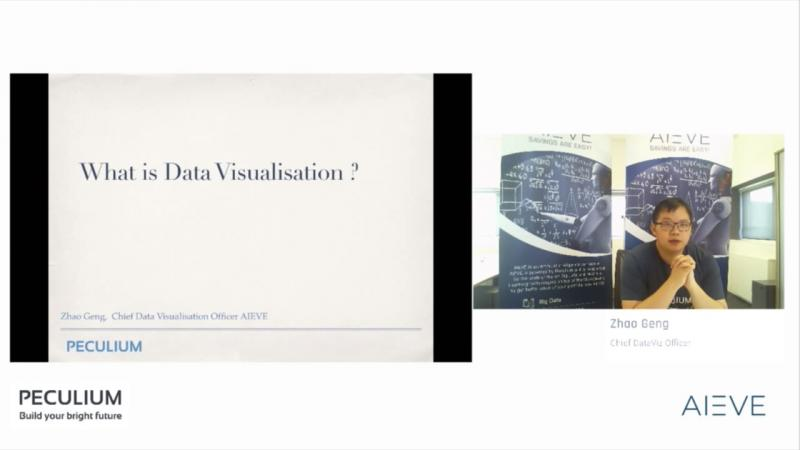 Data Visualisation Webinar AIEVE/Peculium