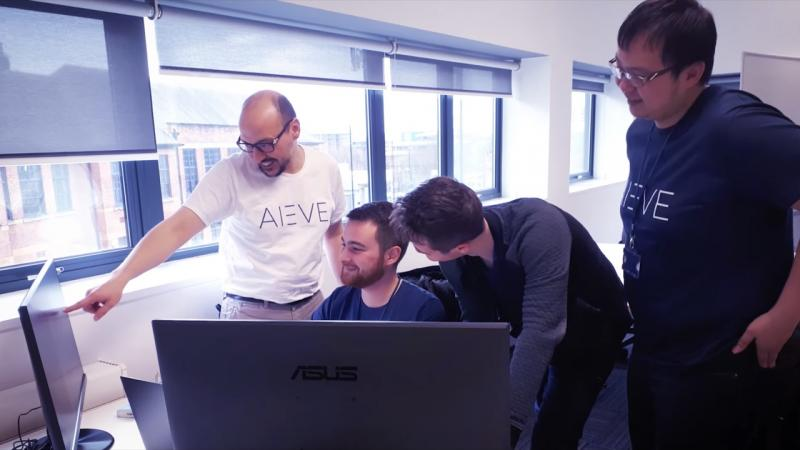 AIEVE - Meet the team